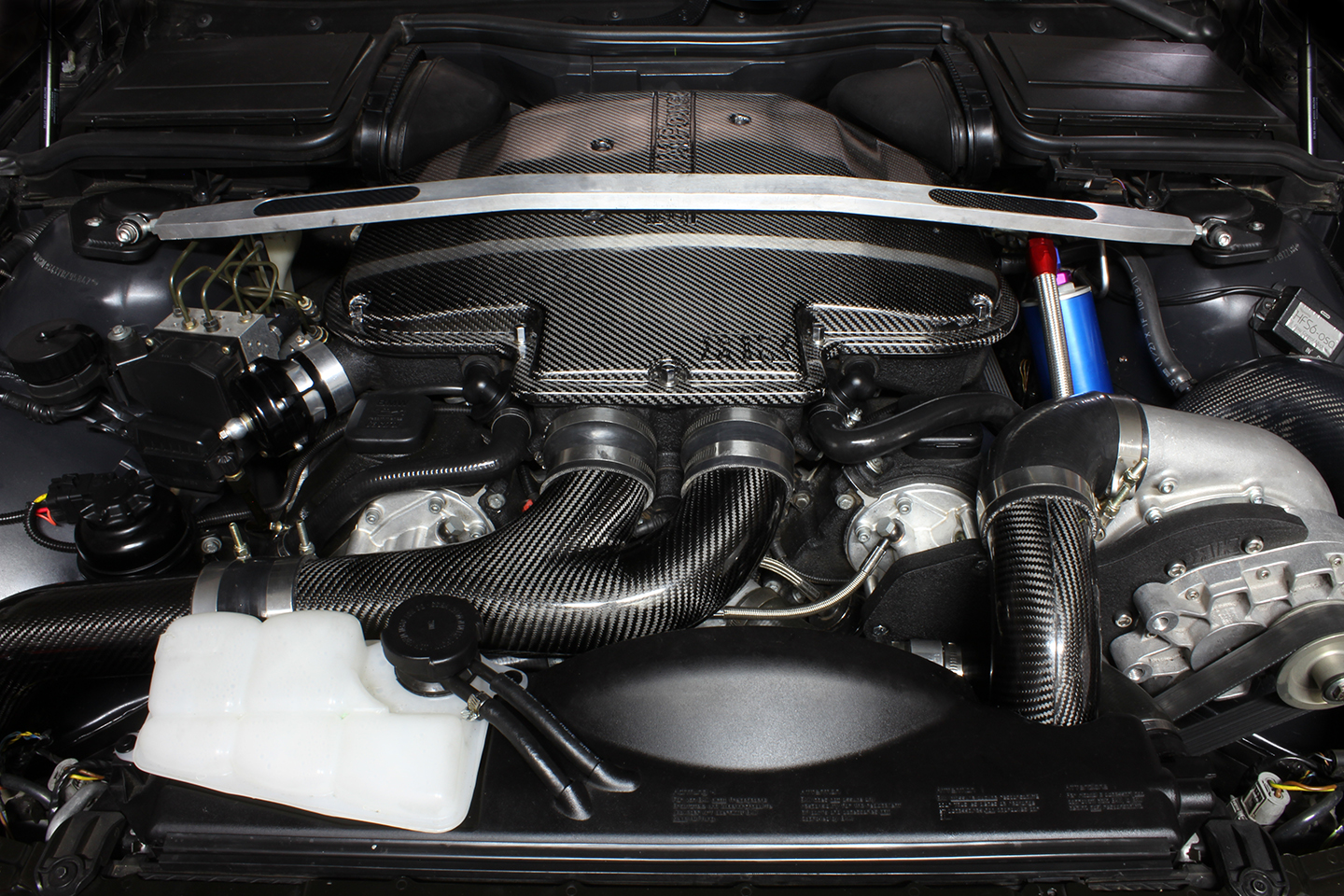 E39 M5 Stage 2 Supercharger Kit Rkautowerks