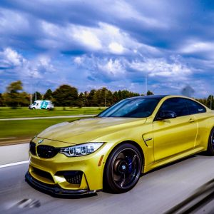 M4 F82 Coupe 2015-2017