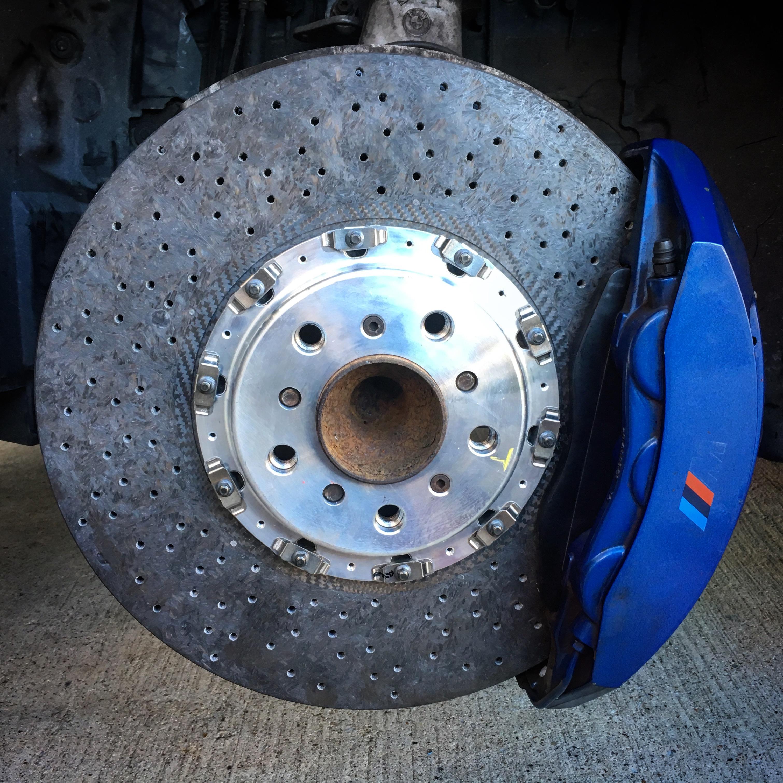 2016 Bmw M5 >> F10 M5 Carbon Ceramic Brakes (front) – RKAutowerks